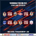 10 июня стартует третий этап Чемпионат России по пляжному футболу 2021!
